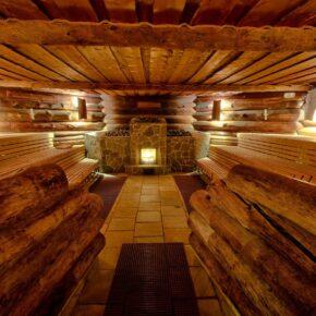 Westfalen Therme Sauna