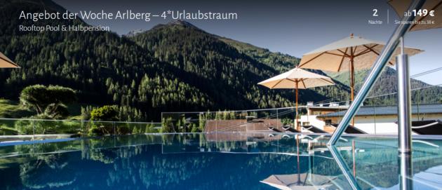 3 Tage Arlberg