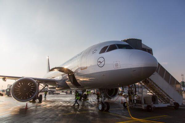 Lufthansa Gepäck