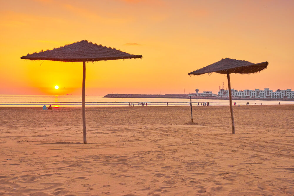 Flug Nach Agadir Mit Hotel