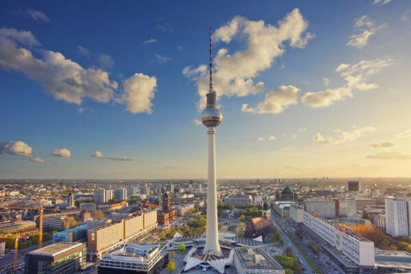 Berlin Aussicht Alex Kurzurlaub