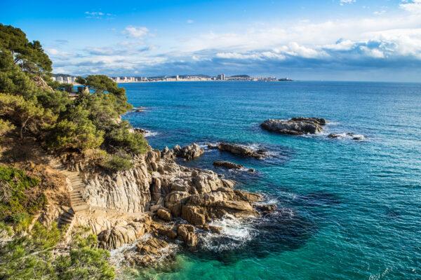 Costa Brava Meer