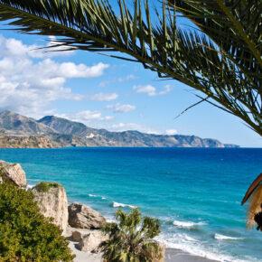 8 Tage Südspanien im TOP 4* Strandhotel mit Flug nur 93€