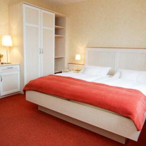 Hotel Dorn Büsum Hotelzimmer
