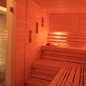 Hotel Dorn Büsum Saunabereich