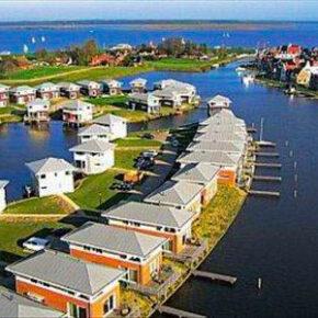 Nordsee-Urlaub in Holland im eigenen Ferienhaus direkt am Meer nur 62 €
