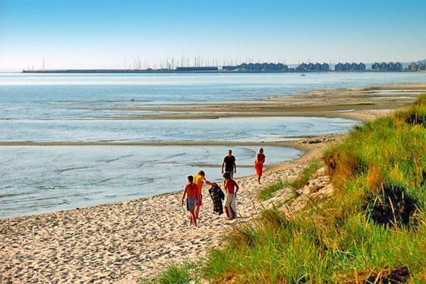 Strandurlaub am Kattegat
