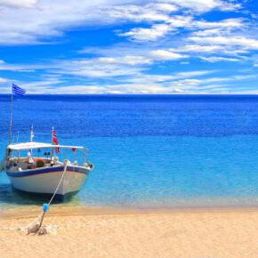 Griechenland: 7 Tage All Inclusive auf Kreta im 4* Hotel mit Flug, Zug & Transfer nur 405€