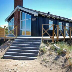 Dänemark Urlaub: 1 Woche im Ferienhaus an der Nordsee nur 69€