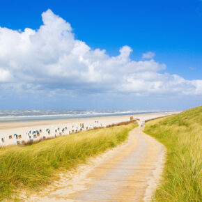 Wangerooge: 2 Tage an der Nordsee im 3* Hotel mit Frühstück & Sauna ab 56€