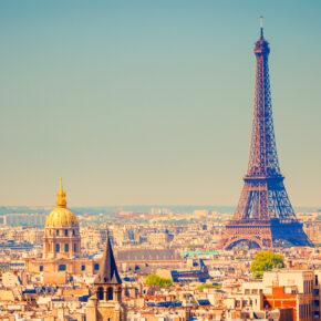 Tagesausflug nach Paris: Hin- & Rückfahrt am Wochenende ab 19,90€