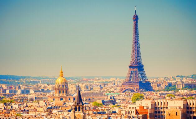Paris Kurzurlaub Eiffelturm