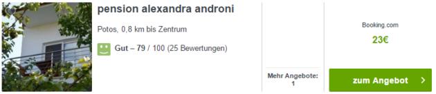 Pension Alexandra