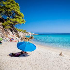 Frühbucher Griechenland: 8 Tage Chalkidiki im TOP 5* Luxus-Hotel inkl. HP, Flug & Transfer nur 363€