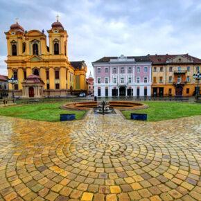4 Tage Timisoara in TOP Unterkunft & Flug nur 43€