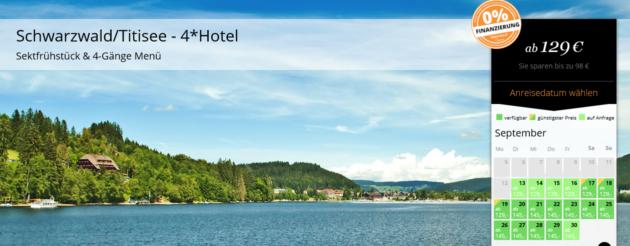 3 Tage Schwarzwald Hotel Alemannenhof