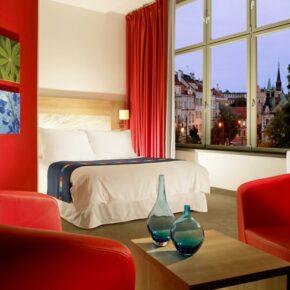 Hotel Park Inn Prag Zimmer 1