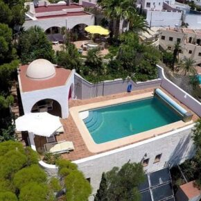 Luxus in Spanien: 1 Woche Villa mit eigenem Pool ab 88€ pro Person