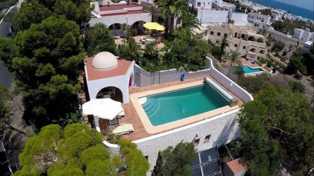 Mojacar villa_blick-von_oben