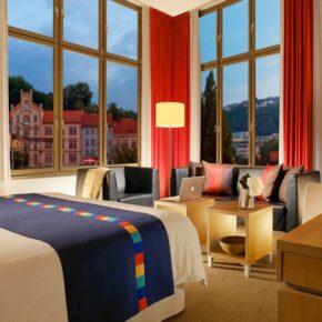 Hotel Park Inn Prag Zimmer 3