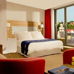 Hotel Park Inn Prag Zimmer 2