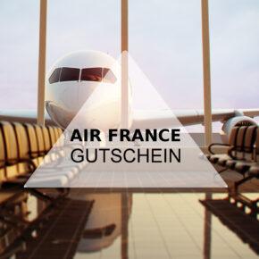 Air France Gutschein: 75 € Rabatt auf Fernstrecken-Flüge