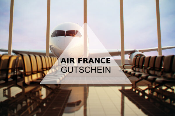 Air France Gutschein