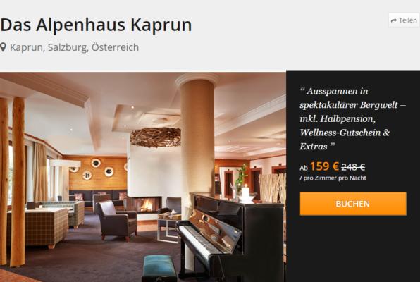 Alpenhaus Kaprun