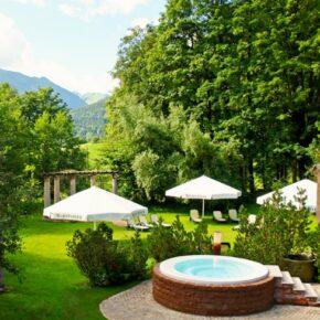 Alpenhotel Garten