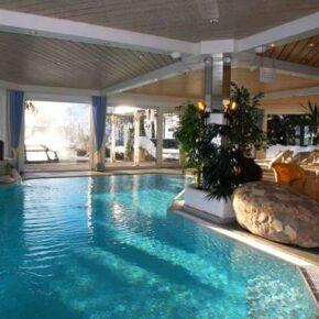 Alpenhotel Pool