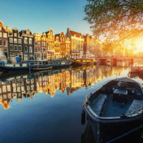 3 Tage Kurztrip nach Amsterdam im TOP 4* Hotel mit Frühstück & Wellness ab 109€