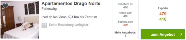 Apartamentos Drago