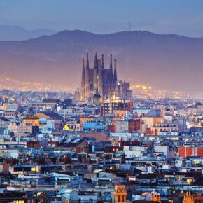 3 Tage Barcelona im super zentralen Hotel inkl. Flug für nur 99€