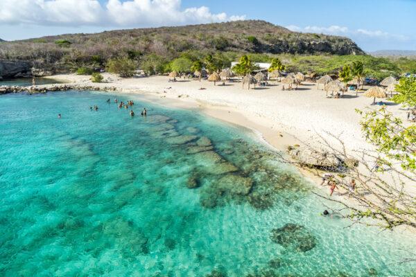 Curacao Daaibooi Beach
