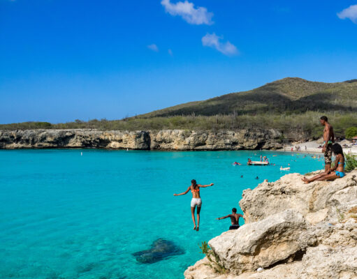 Curacao Knip Beach