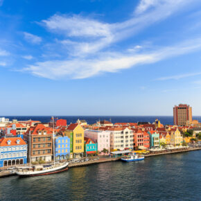 Urlaub auf Curacao: 8 Tage im Apartment mit Pool & Flug nur 550€