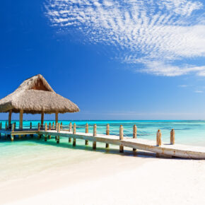 Luxus: 9 Tage Dom Rep im TOP 4.5* Hotel mit All Inclusive, Flug & Transfer nur 691€