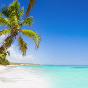 Karibik Urlaub: 7 Tage Dom Rep mit Direktflug & Strandapartment inkl. Frühstück nur 397€