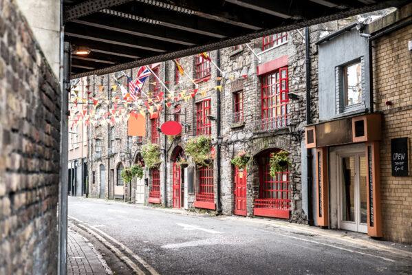 Dublin coole Strasse