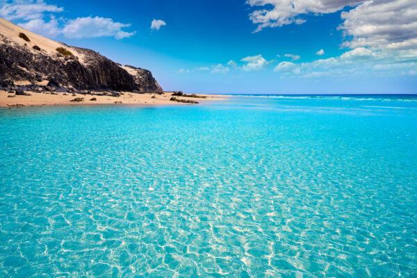 Traumstrand Mal Nombre - Fuerteventura.