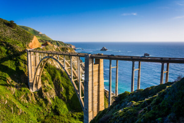 Kalifornien Big Sur