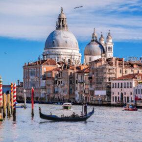 Kurztrip nach Italien: Flüge von & nach Venedig für unglaubliche 4€