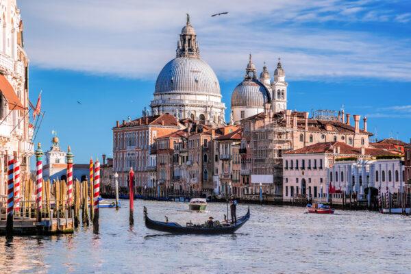Grand Kanal Venedig