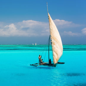 Insel-Tour: 23 Tage Sansibar Rundreise mit Strandunterkünften, Frühstück & Flug nur 636€