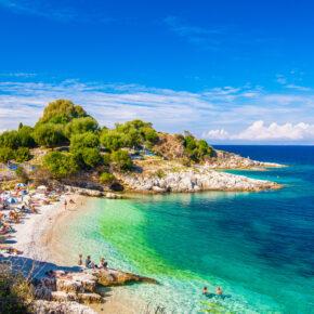 Griechenland-Knaller: 7 Tage auf Korfu im TOP Hotel mit Pool & Flug nur 124€