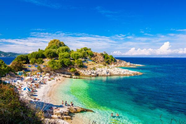 Korfu Strand