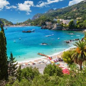 8 Tage nach Korfu im guten Apartment am Meer mit Flug nur 104€