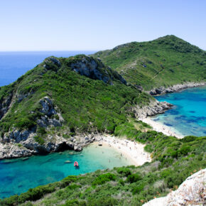 Juni: 8 Tage auf Korfu im tollen 3* Apartment mit Flug & Frühstück nur 68€