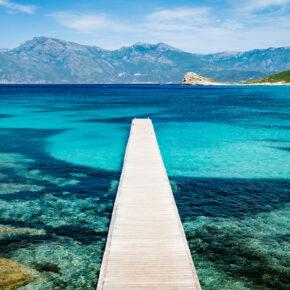 Korsika im Sommer: 8 Tage mit eigenem Ferienhaus & Flug nur 184€