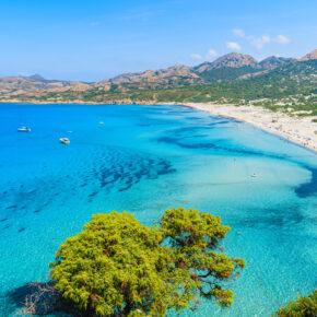 14 Tage Inselurlaub auf Korsika im 3 * Hotel mit Flug für 236 €